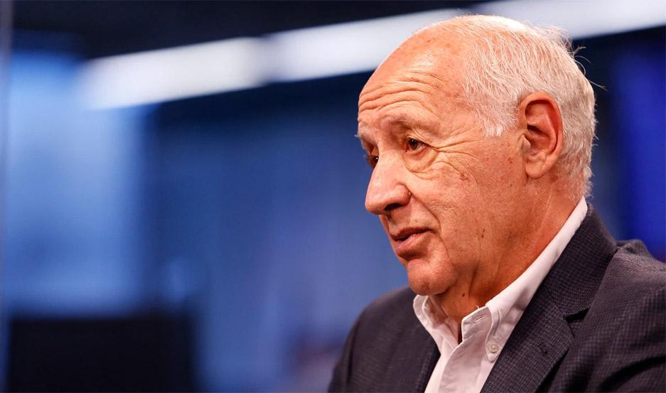 Ex ministro de Economía Roberto Lavagna.