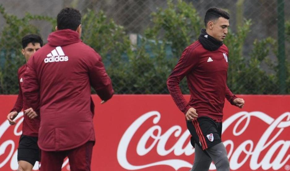 Matías Suárez, que jugó 15 minutos ante Arsenal, volverá al equipo titular el martes por la noche.