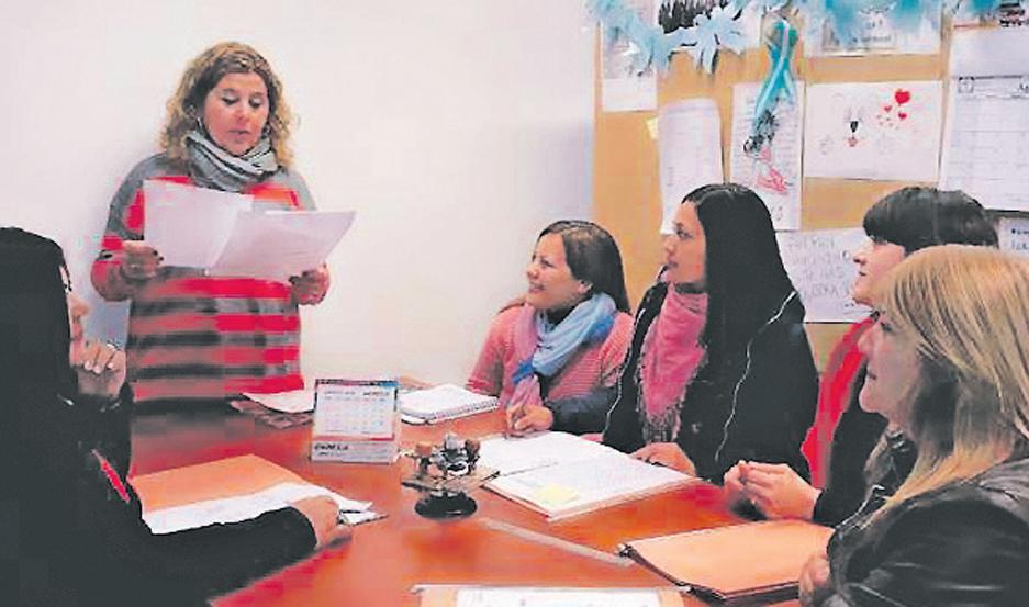 AL TOPE La violencia de género demanda mayor trabajo en la ciudad de Las Termas de Río Hondo.